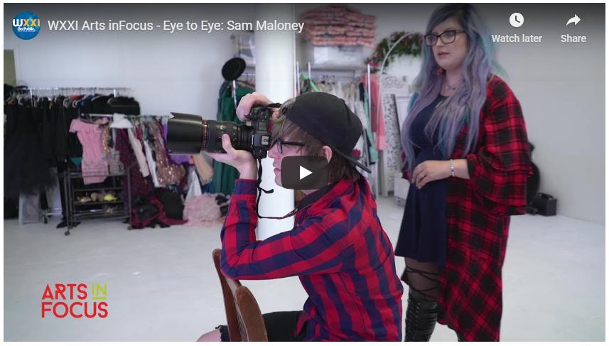 Arts InFocus   Eye to Eye