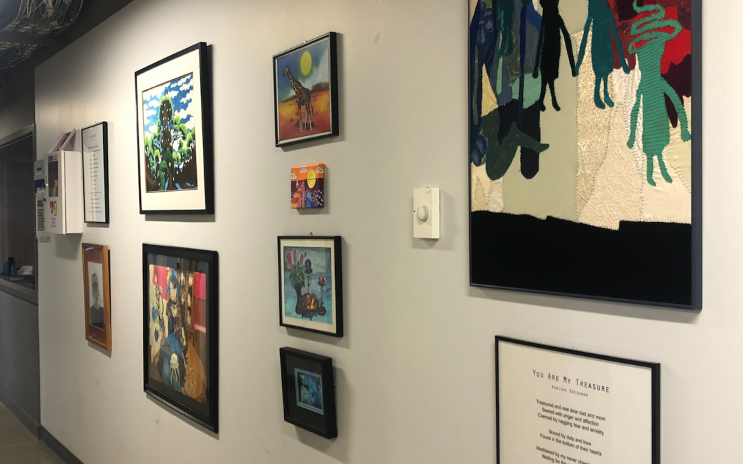 UNIQUE Art Exhibit