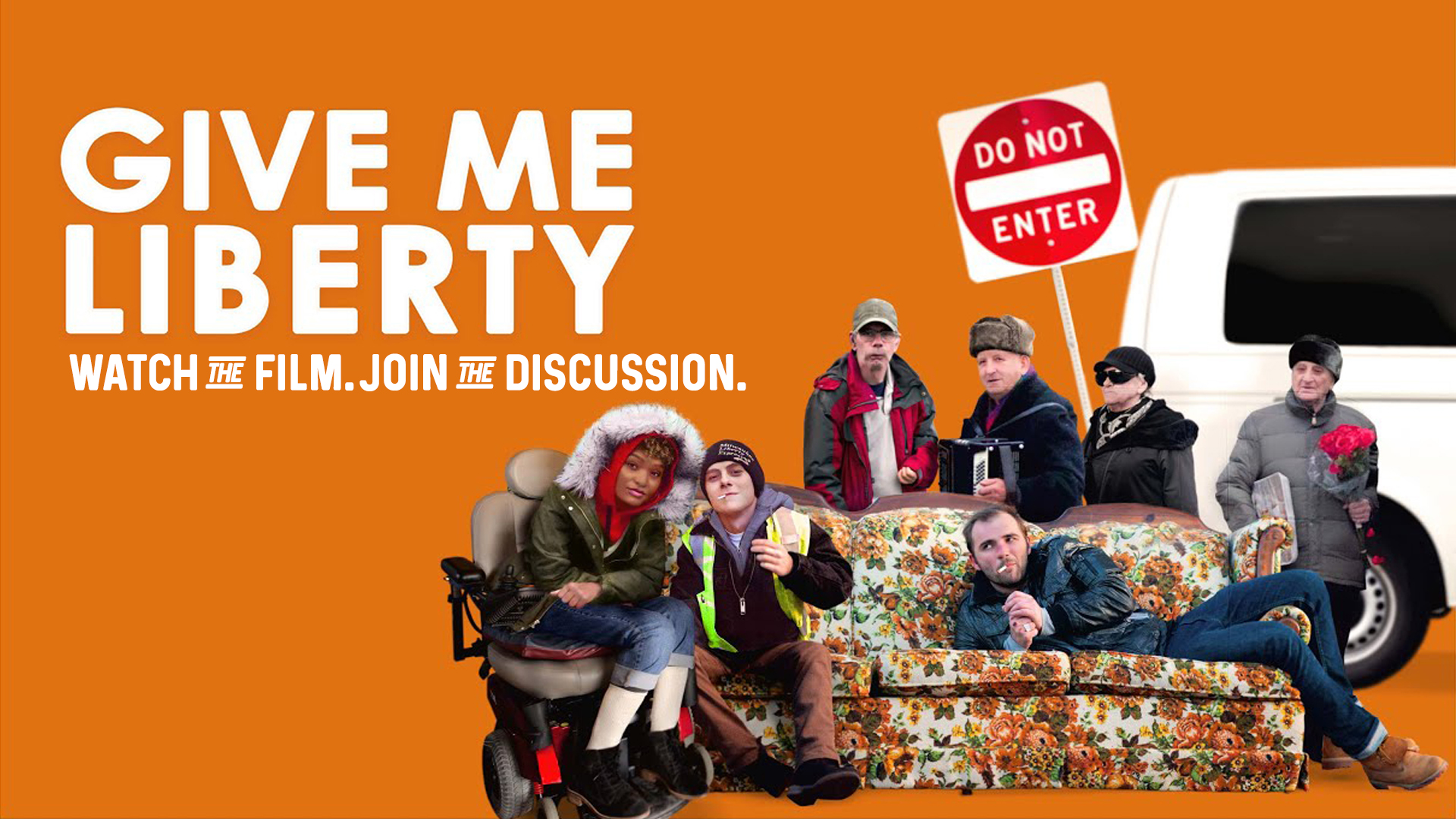 Give Me Liberty Screening with WXXI
